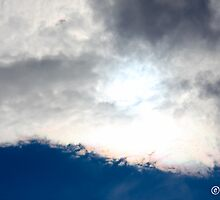 Sun Through the Clouds by boydhowell