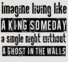 King For A Day lyrics by laurenpears