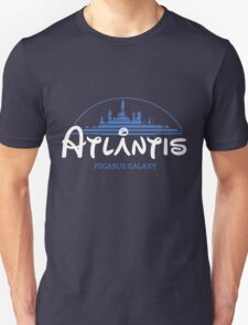 The Wonderfull City of Atlantis (Stargate) T-Shirt