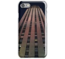 Night Skyscraper iPhone Case/Skin