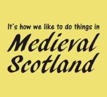 Medieval Scotland (B) by BethXP