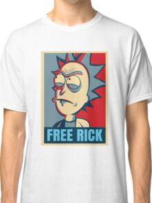 Free Rick Classic T-Shirt