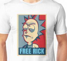 Free Rick Unisex T-Shirt