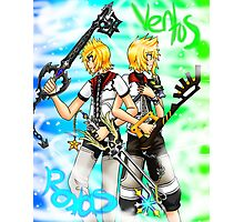 KH :: Roxas and Ventus Photographic Print