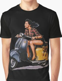 Vespa Graphic T-Shirt