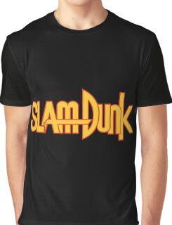 Slam Dunk Logo (Classic) Graphic T-Shirt
