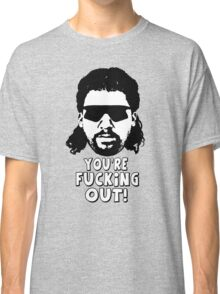 "Kenny Powers ""You're Fucking Out!"" Classic T-Shirt"