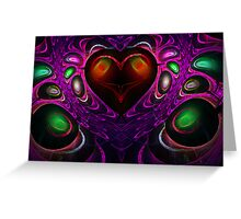 Mon Amour Greeting Card