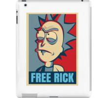 Free Rick iPad Case/Skin