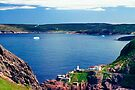 St Johns Harbour From Signal Hill by Yukondick