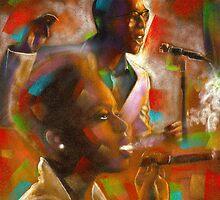 All that Jazz by Artbyrice