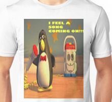 Toy Story Wheezy I Feel A Song Coming On Unisex T-Shirt