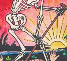 Tarot Card - Death Sticker