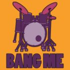 Bang A Drummer by picky62