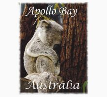 Koala Apollo Bay, Victoria, Australia Tee Shirt One Piece - Short Sleeve