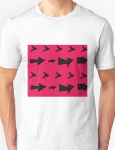 arrows pink T-Shirt