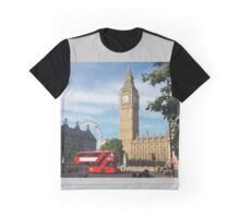 London in a Glance Graphic T-Shirt