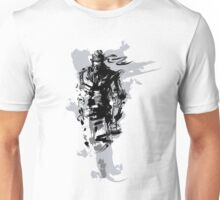 Solid Snake Fan Design Unisex T-Shirt