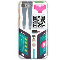 Proximity Shop Concept Isometric iPhone Case/Skin