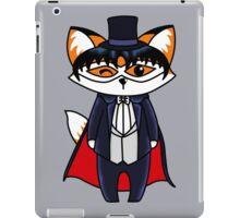 Tuxedo Fox iPad Case/Skin