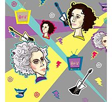 Saved by the St Vincent Photographic Print
