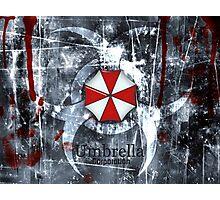 Resident Evil 3 Photographic Print