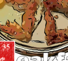 Breakfast Bacon Sticker