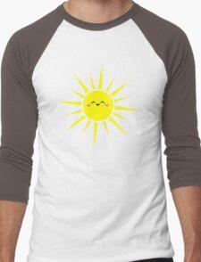 Happy Sun Men's Baseball ¾ T-Shirt