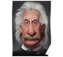 Celebrity Sunday - Albert Einstein Poster