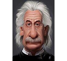 Celebrity Sunday - Albert Einstein Photographic Print