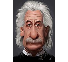 Celebrity Sunday - Albert Einstein Photographic Print