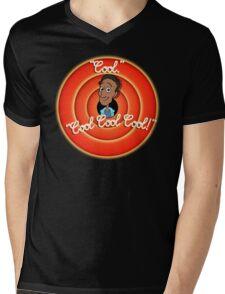 Merry Maladies Mens V-Neck T-Shirt