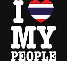 I Heart (Love) My Thai People Tank Top