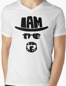 The danger Mens V-Neck T-Shirt