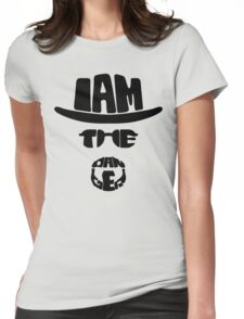 The danger Womens Fitted T-Shirt