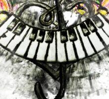 Instrumental Sticker