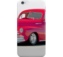 1947 Chevrolet Stylemaster Delivery Sedan iPhone Case/Skin