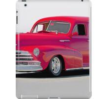 1947 Chevrolet Stylemaster Delivery Sedan iPad Case/Skin