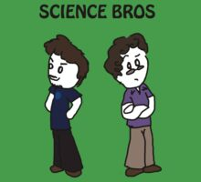 Science Bros SD Tee by BegitaLarcos