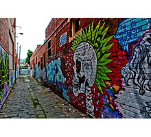 Urban Graffiti Photographic Print