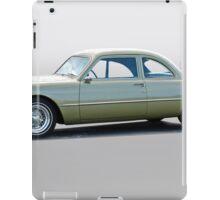 1949 Ford 'Mildly Wild Kustom' Coupe iPad Case/Skin