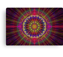Diamond Wire Canvas Print