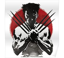 The Wolverine 2 Poster