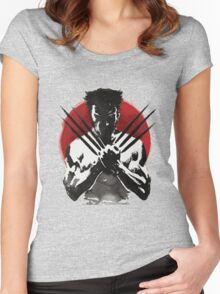 The Wolverine 2 Women's Fitted Scoop T-Shirt