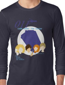 Code Name: The Doctor V.1 Long Sleeve T-Shirt