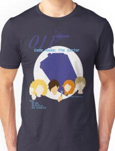 Code Name: The Doctor V.1 Unisex T-Shirt