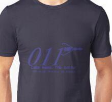 011 Blue Unisex T-Shirt