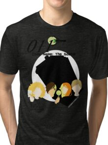 Code Name: The Doctor V.4 Tri-blend T-Shirt