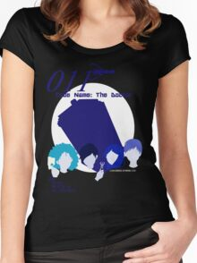 Code Name: The Doctor BlueTone Women's Fitted Scoop T-Shirt