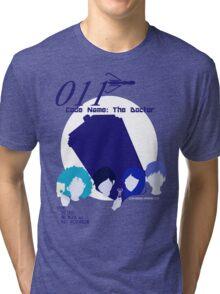 Code Name: The Doctor BlueTone Tri-blend T-Shirt